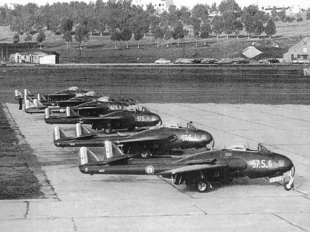 D.H Vampire A5(1/48 de classic airframes) 0157-d10