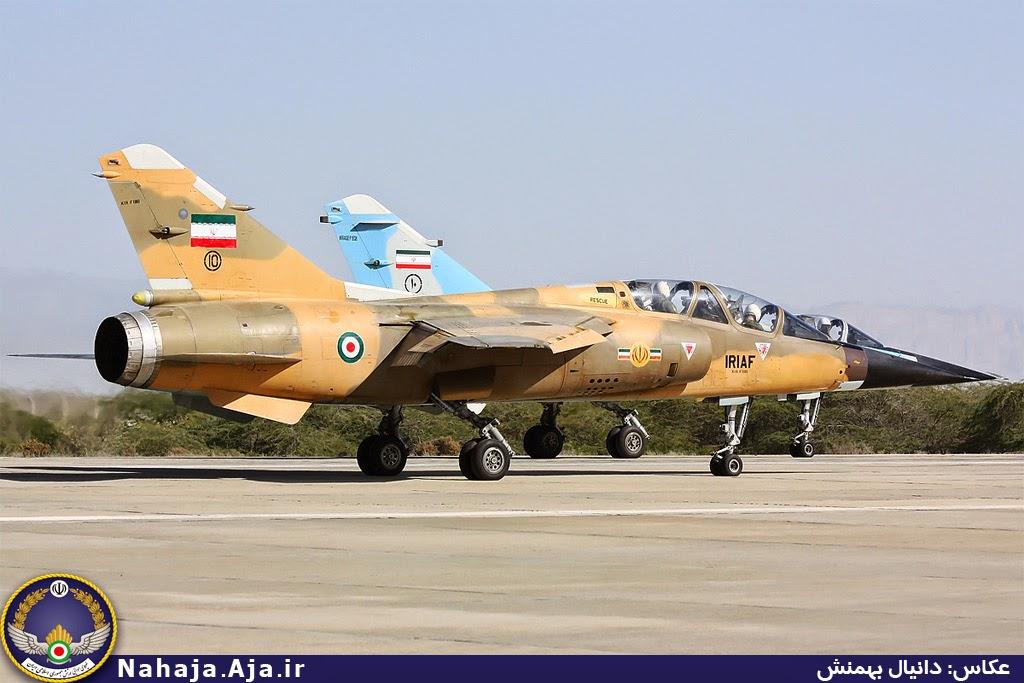Mirage F1 B  ( F.M.  1/48)  FINI - Page 3 0410