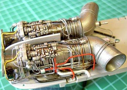 Mil Mi 24 V/VP Zvezda 1/48 - Page 2 0411