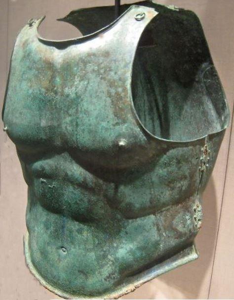 Hoplite Lacédémonien ( Spartiate) Miniart 1/16  08d7c810