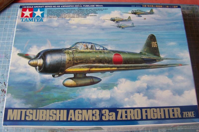 A6M3 Reisen Cdt Saburo Shindo, 582 Kokutai , Buin, juin 1943  ( Tamiya 1/48) 100_0019