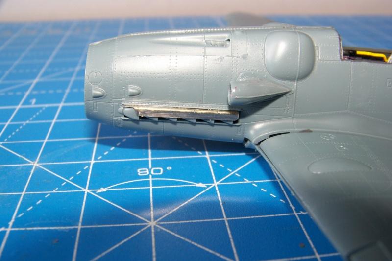 Bf-109 G6 Ufz René Darbois Juillet 44 (Eduard 1/48) 100_0075