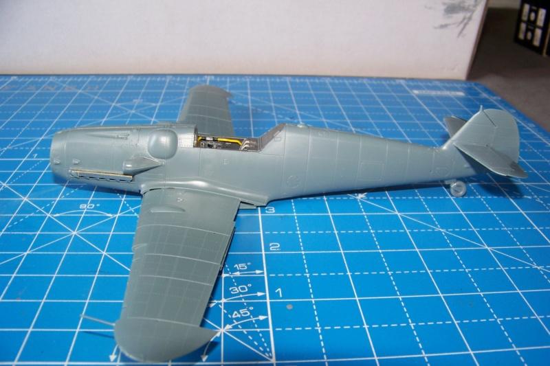 Bf-109 G6 Ufz René Darbois Juillet 44 (Eduard 1/48) 100_0076