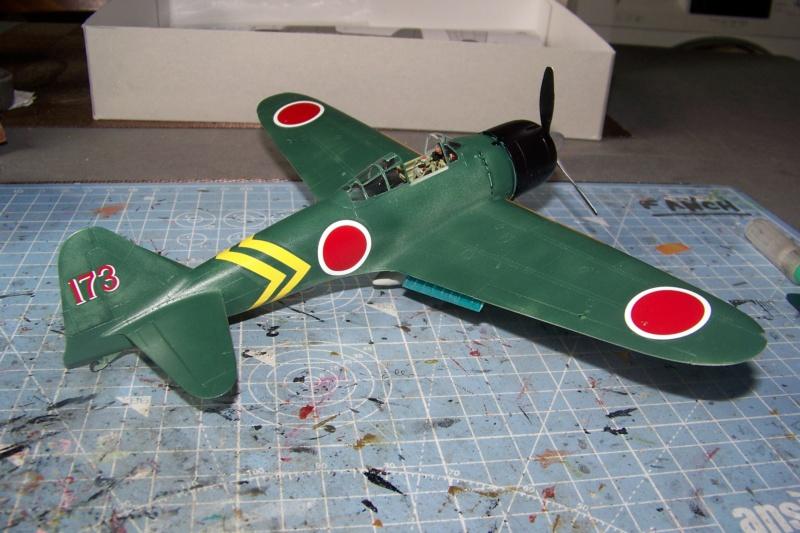 A6M3 Reisen Cdt Saburo Shindo, 582 Kokutai , Buin, juin 1943  ( Tamiya 1/48) - Page 3 100_0088