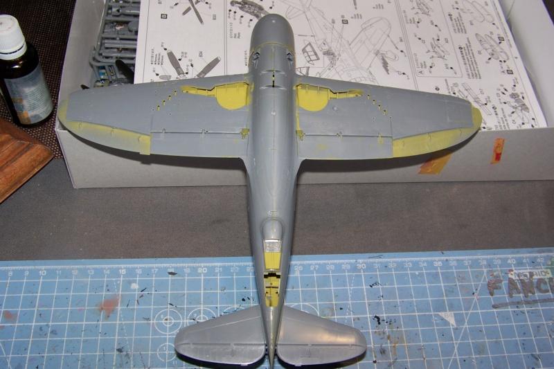 Republic P-47 D22 50th FG 81st FS Catz(ALG A10) Juin 44 ( Tamiya 1/48 ) 100_0140