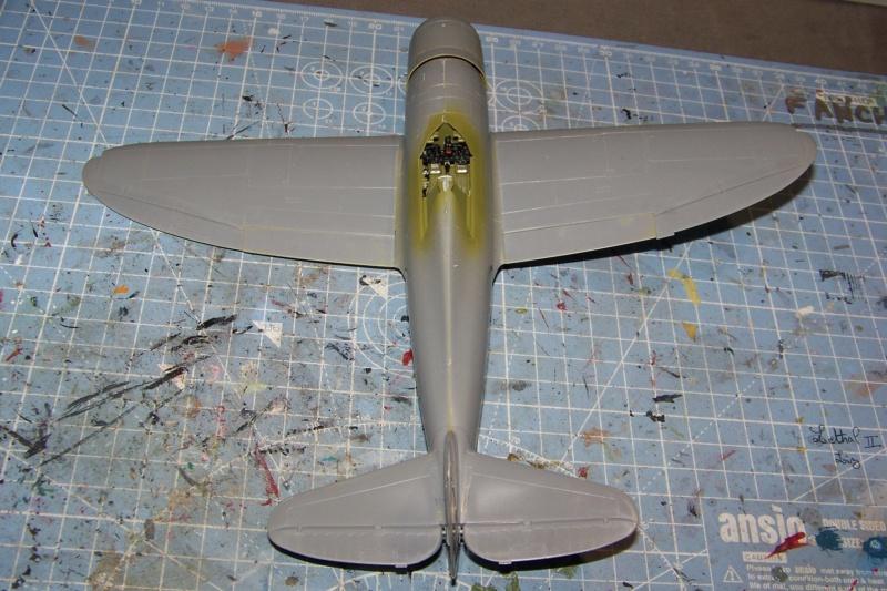 Republic P-47 D22 50th FG 81st FS Catz(ALG A10) Juin 44 ( Tamiya 1/48 ) 100_0141