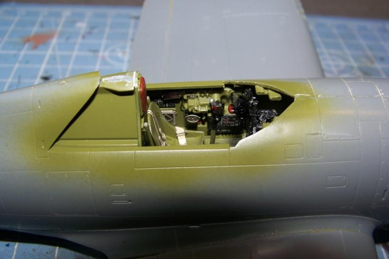 Republic P-47 D22 50th FG 81st FS Catz(ALG A10) Juin 44 ( Tamiya 1/48 ) 100_0143