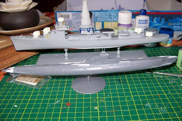 Sous -marin Soviétique K-21 100_0726