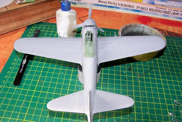 A6M7 Reisen Hasegawa 1/48 (Fini) 100_0912