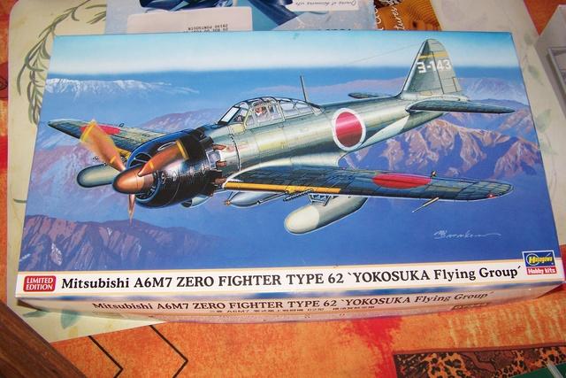 A6M7 Reisen Hasegawa 1/48 (Fini) 100_0913