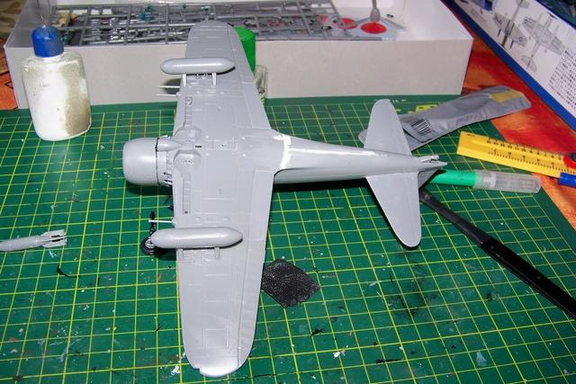 A6M7 Reisen Hasegawa 1/48 (Fini) 100_1011