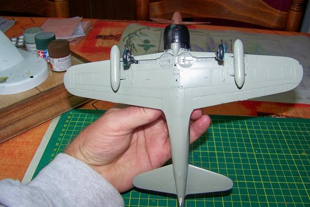 A6M7 Reisen Hasegawa 1/48 (Fini) 100_1029