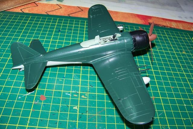 A6M7 Reisen Hasegawa 1/48 (Fini) 100_1031