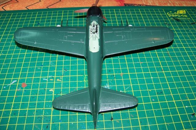 A6M7 Reisen Hasegawa 1/48 (Fini) 100_1032