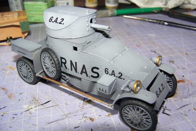 Auto Mitrailleuse Lanchester ( CSM 1/35) FINI 100_3648