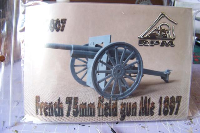 75mm Mle 1897 ( RPM 1/35) FINI totalement. 100_3662