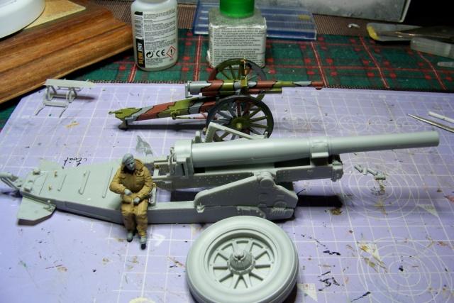 7,2 inch Heavy Artillery (thunder 1/35) Fini 100_3742