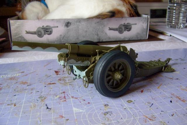 7,2 inch Heavy Artillery (thunder 1/35) Fini 100_3844
