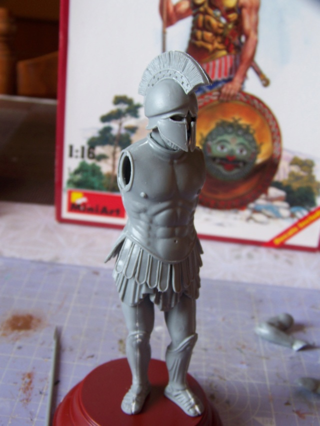 Hoplite Athénien Mini Art 1/16 100_4317