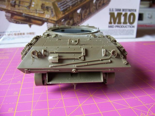 TD M10 Tamiya 1/35 100_4418