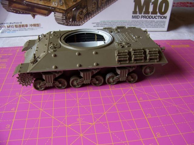 TD M10 Tamiya 1/35 100_4419
