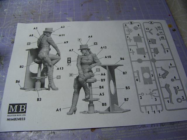 LES AVENTURES DE L'ÉTRANGE COMPAGNIE (Master Box 1/24) 100_4430