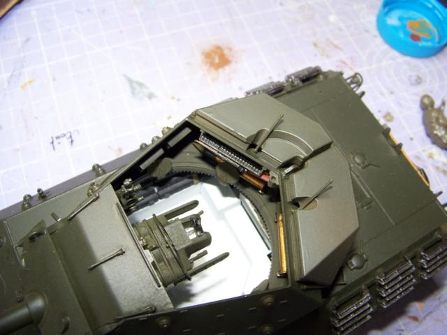 TD M10 Tamiya 1/35 100_4431