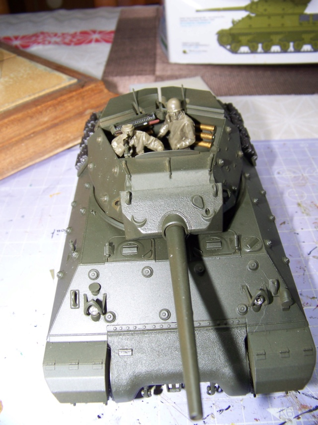 TD M10 Tamiya 1/35 100_4435