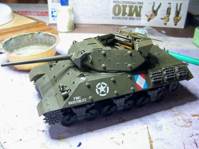 TD M10 Tamiya 1/35 100_4442