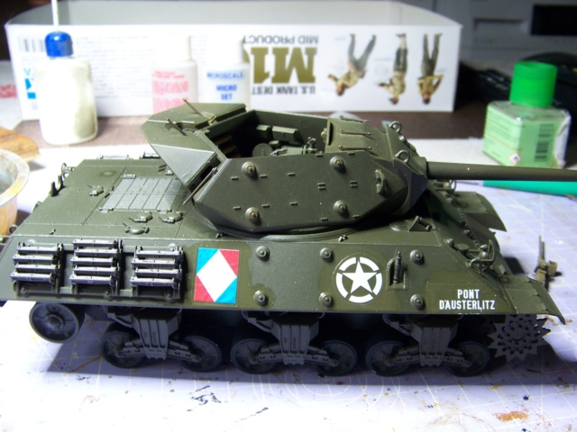TD M10 Tamiya 1/35 100_4443