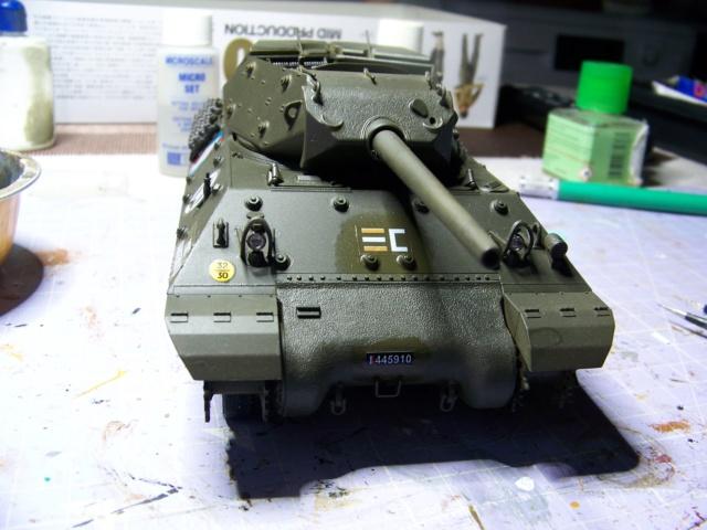 TD M10 Tamiya 1/35 100_4445