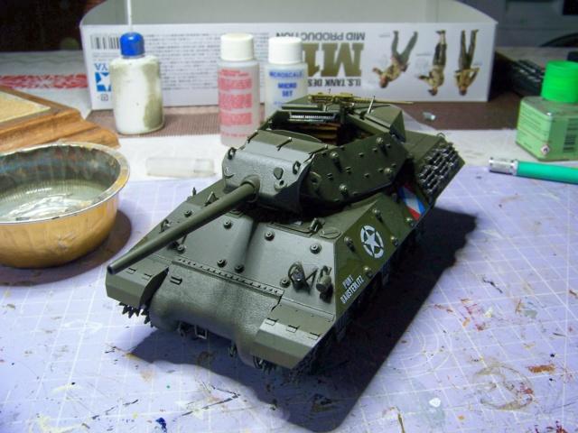TD M10 Tamiya 1/35 100_4446