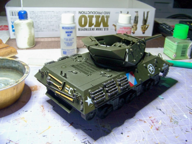 TD M10 Tamiya 1/35 100_4447