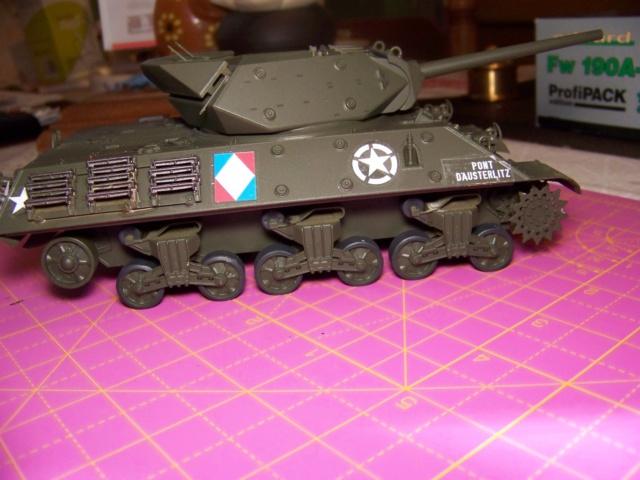 TD M10 Tamiya 1/35 100_4455