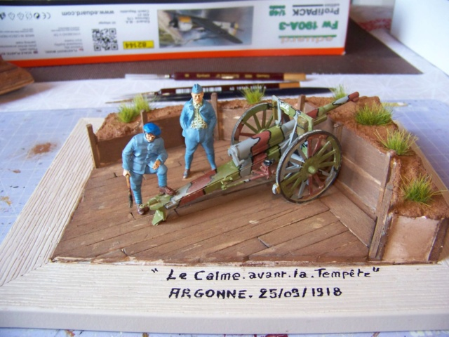 75mm Mle 1897 ( RPM 1/35) FINI totalement. - Page 3 100_4463