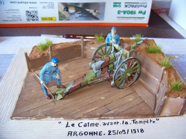 75mm Mle 1897 ( RPM 1/35) FINI totalement. - Page 3 100_4465