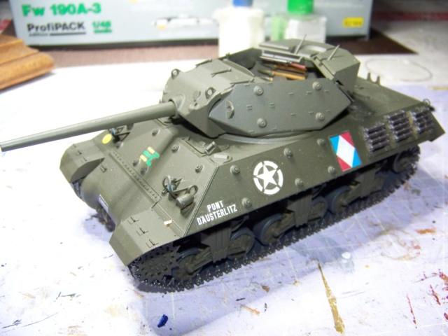 TD M10 Tamiya 1/35 100_4581