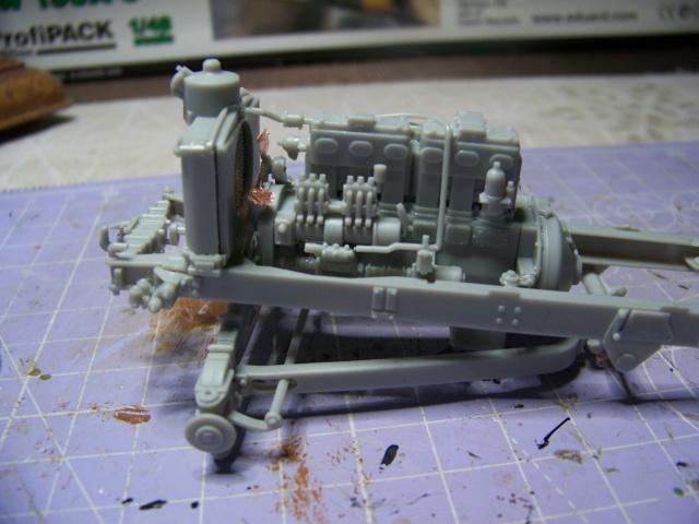 Scamell Pioneer R100 HAT (Heavy Artillery Tractor) Thundermodel 1/35 100_4584