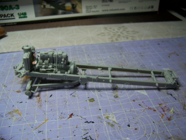 Scamell Pioneer R100 HAT (Heavy Artillery Tractor) Thundermodel 1/35 100_4585