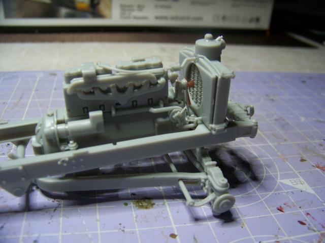 Scamell Pioneer R100 HAT (Heavy Artillery Tractor) Thundermodel 1/35 100_4587