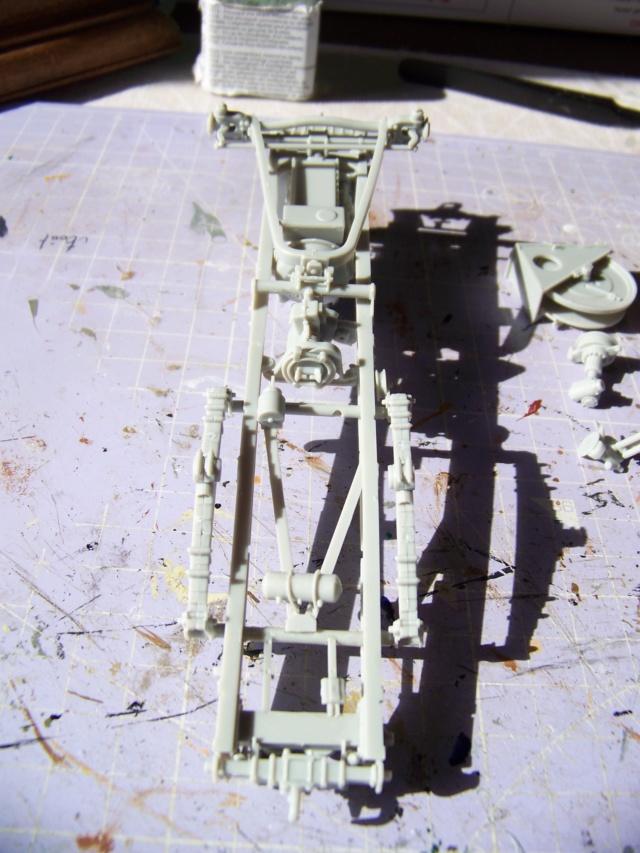 Scamell Pioneer R100 HAT (Heavy Artillery Tractor) Thundermodel 1/35 100_4597