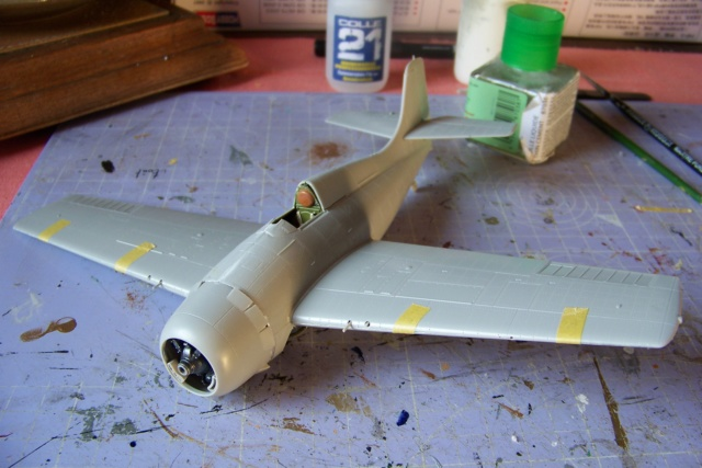 G-36B de l' AC1, Aout 40 Hobby Boss 1/48 ( F4F3 late) FINI 100_4624