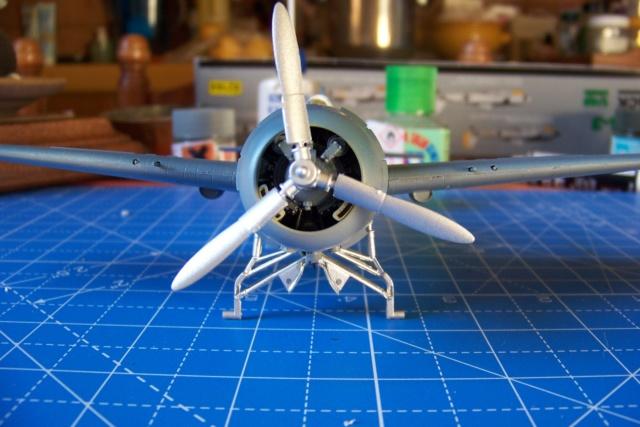 G-36B de l' AC1, Aout 40 Hobby Boss 1/48 ( F4F3 late) FINI 100_4631