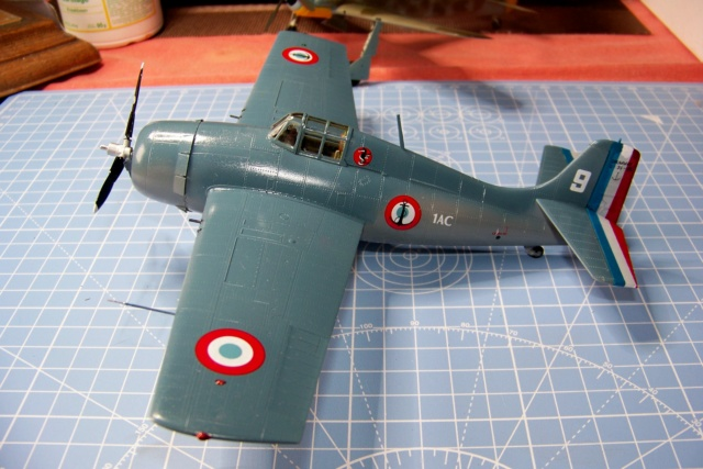 G-36B de l' AC1, Aout 40 Hobby Boss 1/48 ( F4F3 late) FINI - Page 2 100_4654