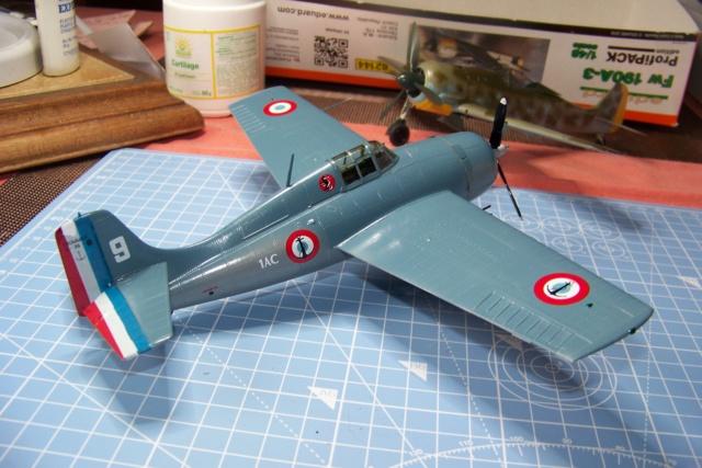 G-36B de l' AC1, Aout 40 Hobby Boss 1/48 ( F4F3 late) FINI - Page 2 100_4657
