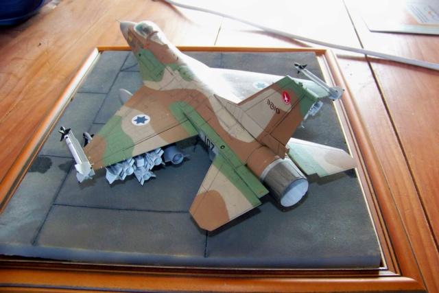 "F-16C "" BARAK""  Academy 1/48 Fini 100_4976"