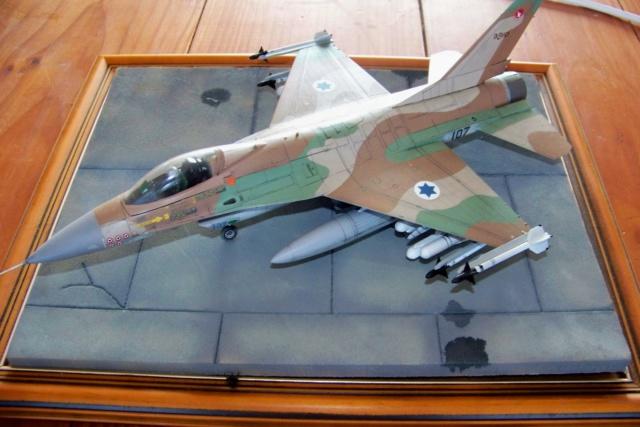 "F-16C "" BARAK""  Academy 1/48 Fini 100_4977"