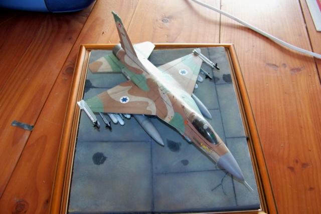 "F-16C "" BARAK""  Academy 1/48 Fini 100_4978"