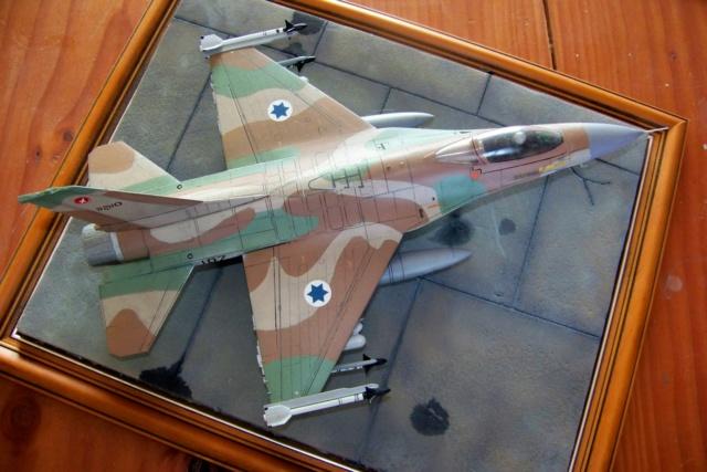 "F-16C "" BARAK""  Academy 1/48 Fini 100_4979"
