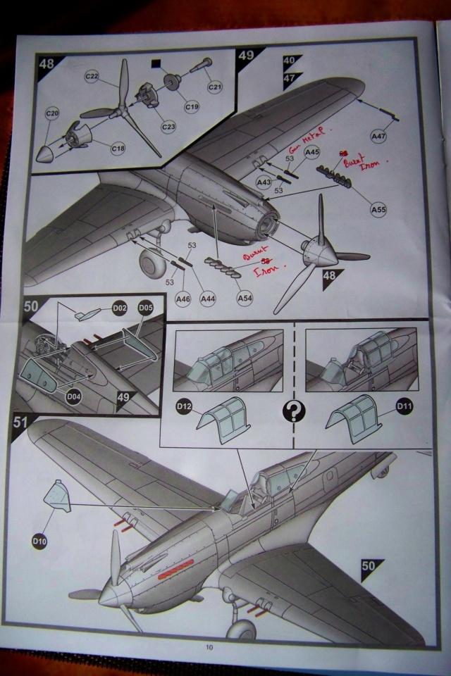 Curtiss H81A1(P40A)   Airfix 1/48 Fini 100_5048